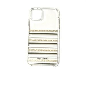 NEW iPhone 11 Kate Spade Case